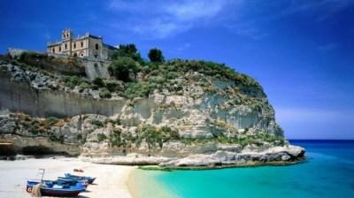 Island of Ponza (Italy)